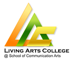 Living Arts College  	at School of Communication Arts